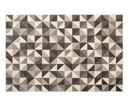 Tapete Geométrico Supreme Absoluto 1 - Marrom | WestwingNow