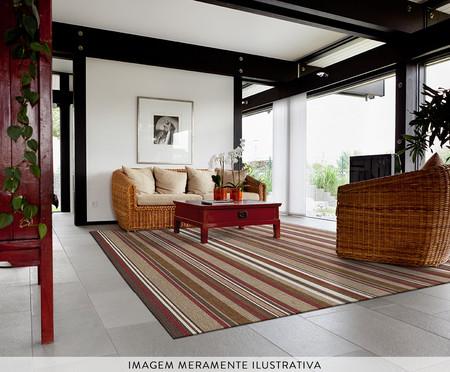 Tapete Bali Listra - Vermelho | WestwingNow