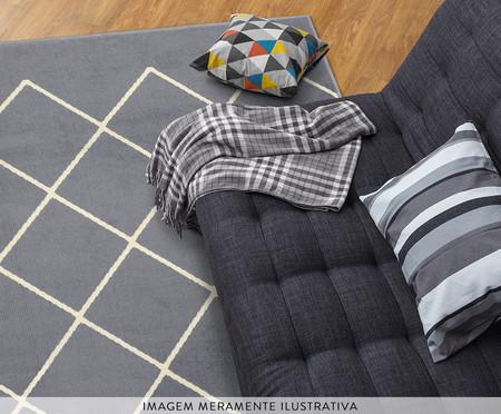 Tapete Geométrico Herat Export Siena - Cinza | WestwingNow