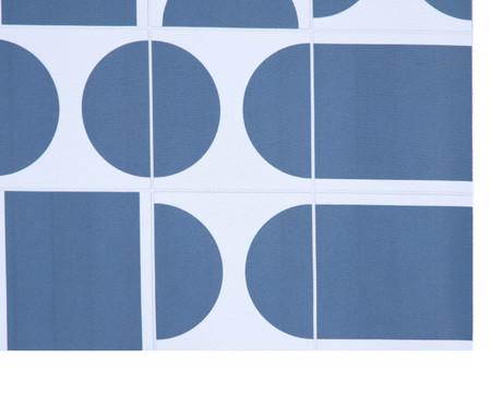 Tapete Passadeira Vinílico Bistro - Azul | WestwingNow