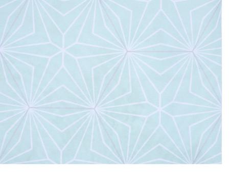 Tapete Pequeno Vinílico Cristal - Verde | WestwingNow
