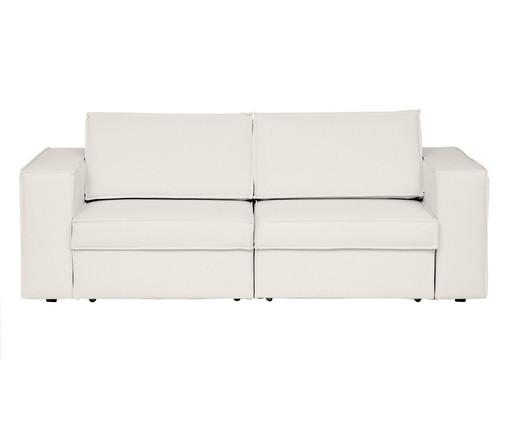 Sofá Modular Retrátil Mama - Branco, Branco | WestwingNow