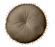 Almofada Round com Griló Chocolate | WestwingNow