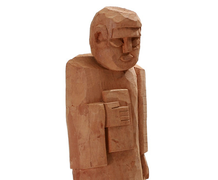 Escultura Frei Damião | WestwingNow