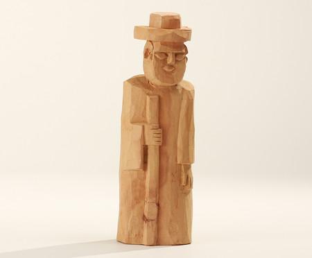 Escultura Padre Cicero | WestwingNow