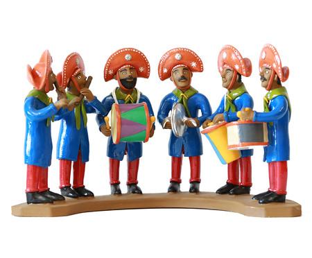Escultura Banda de Pifano   WestwingNow