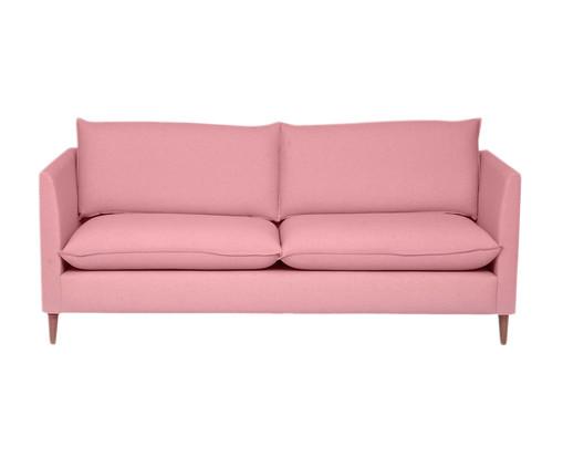 Sofá Nina - Rosa Flamingo, Rosa | WestwingNow