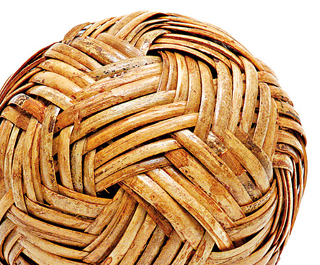 Bola Decorativa Marci - Natural | WestwingNow