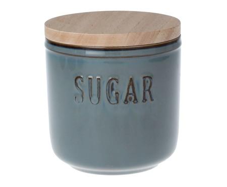 Porta-Condimentos em Cerâmica Suggar - Cinza | WestwingNow