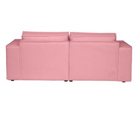 Sofá Modular Retrátil Mama - Rosa Flamingo | WestwingNow