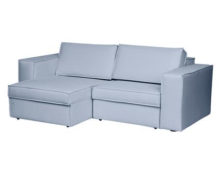 Sofá Modular Retrátil Mama - Azul | WestwingNow
