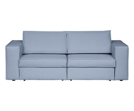 Sofá Modular Retrátil Mama - Azul, Azul | WestwingNow