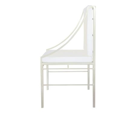 Cadeira Ponta de Mesa Hador - Branco   WestwingNow