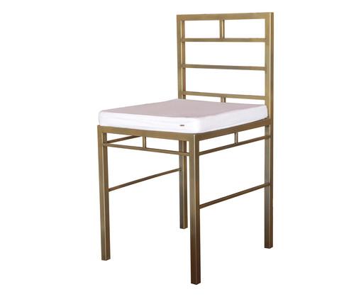 Cadeira de Jantar Aredhel - Dourado, Dourado   WestwingNow