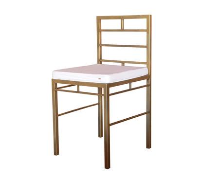 Cadeira de Jantar Aredhel - Dourado   WestwingNow
