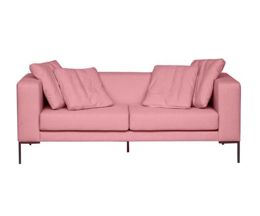 Sofá Pietro - Rosa Flamingo, Rosa | WestwingNow
