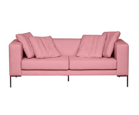 Sofá Pietro - Rosa Flamingo | WestwingNow