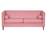 Sofá Clementine - Rosa Flamingo   WestwingNow