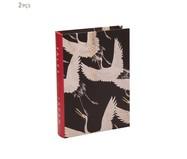Jogo de Book Box em Canvas Passáros | WestwingNow