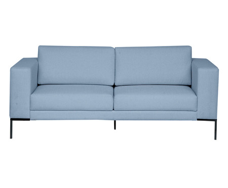 Sofá Otto - Azul Nuvem | WestwingNow
