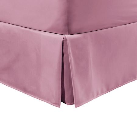 Saia para Cama Box com Babado Colors Verão Manganês - 200 Fios | WestwingNow