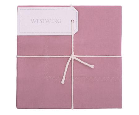 Capa para Almofada Colors Verão Manganês - 200 Fios | WestwingNow