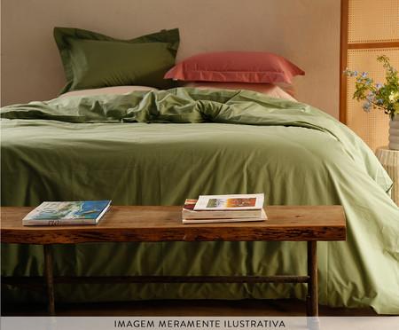 Duvet Colors Verão Basil - 200 Fios | WestwingNow