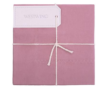Fronha Colors Verão Manganês - 200 Fios | WestwingNow