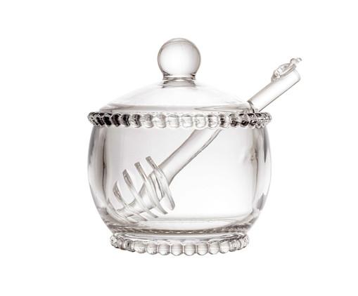 Meleira em Cristal Pearl - Transparente, Transparente | WestwingNow