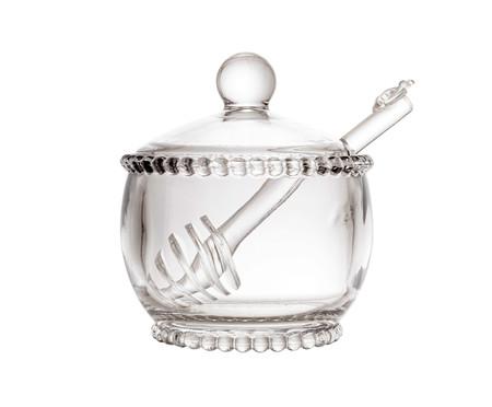 Meleira em Cristal Pearl - Transparente | WestwingNow