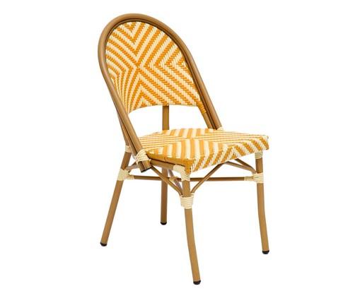 Cadeira Bistrô Sena - Marrom, Marrom   WestwingNow