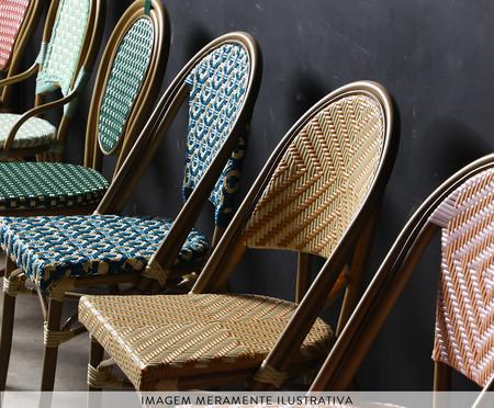 Cadeira Bistrô Loire - Bordô | WestwingNow