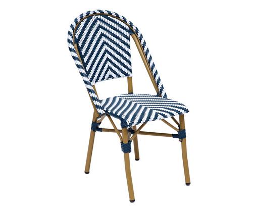 Cadeira Bistrô Bouble - Azul, Azul   WestwingNow