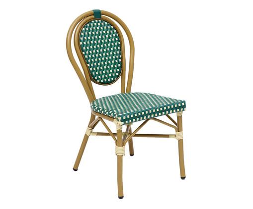 Cadeira Bistrô Blavet - Verde, Verde | WestwingNow