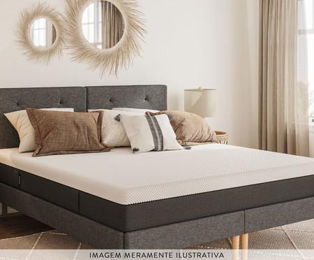 Colchão Emma Original - Cinza | WestwingNow