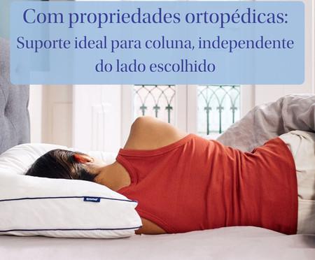 Colchão Emma Duo - Branco | WestwingNow