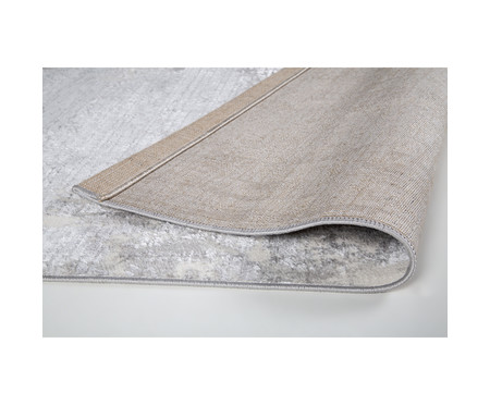 Tapete Turco Super Soft Abstrato - Cinza | WestwingNow