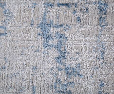 Tapete Turco Super Soft Abstrato - Azul | WestwingNow