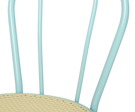 Jogo de Cadeiras Vienna - Menta e Natural   WestwingNow