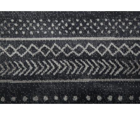 Tapete Belga Boho Tribe - Cinza Escuro | WestwingNow