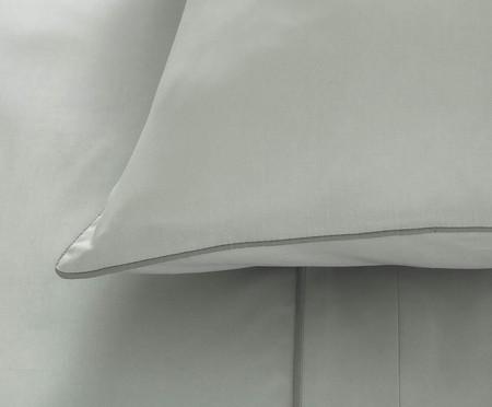 Jogo de Cobre-Leito Basic Percalle Verde Fendi - 180 Fios   WestwingNow