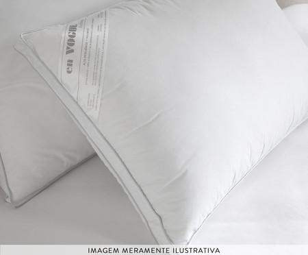 Travesseiro En Vogue Branco - 233 Fios | WestwingNow