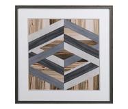 Quadro Geometric In Lay  II - 68x68   WestwingNow
