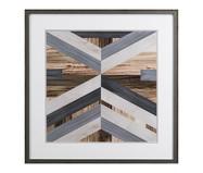 Quadro Geometric In Lay - 68x68   WestwingNow