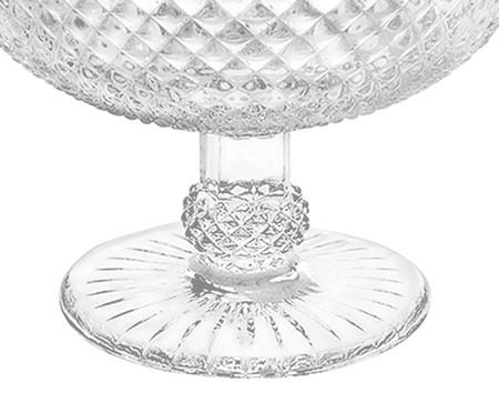 Taça para Sobremesa em Vidro Saymon - Transparente | WestwingNow