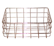 Cesta Copper Wire - Acobreada   WestwingNow
