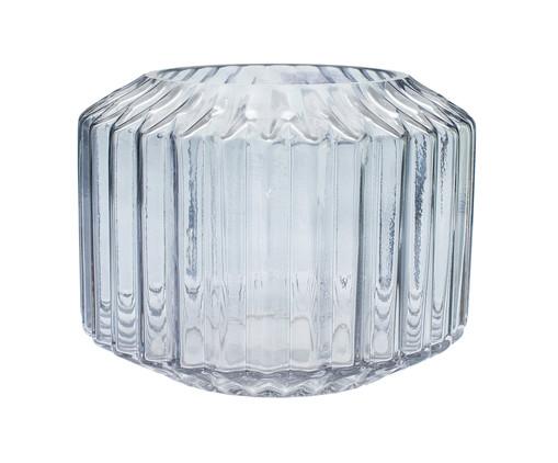 Cachepot de Vidro Transparente Rachel, Transparente | WestwingNow