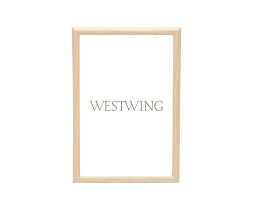 Porta-Retrato Basic - Bege, Bege | WestwingNow