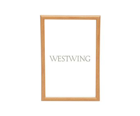 Porta-Retrato Basic - Natural | WestwingNow