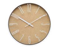 Relógio de Parede Light Wood Style | WestwingNow
